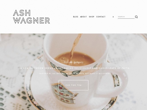 theashwagner.com