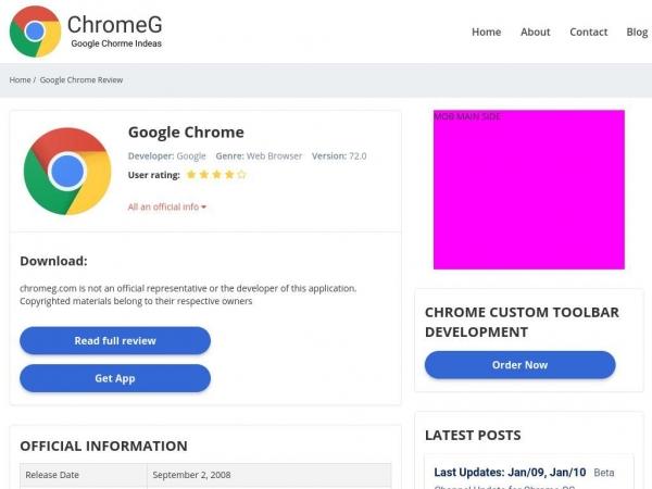 chromeg.com