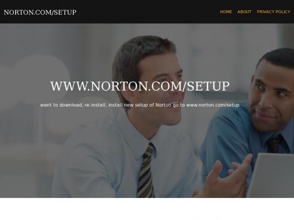 norton.comsetup.space
