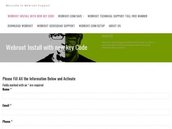 webrootactivate.com